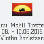 Karmann-Mobil Treffen in Borlefzen