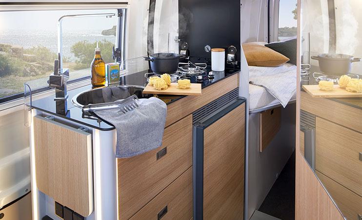 Dexter 570 4x4 Küche