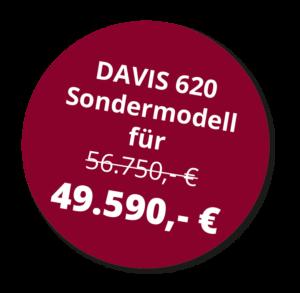 Davis 620 Sondermodell