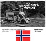 Download Karmann-Mobil Preisliste 2021 Norwegen