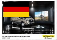Karmann-Mobil Preisliste DE Saison 2022