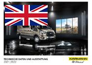 Karmann-Mobil Preisliste EN 2022