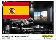Karmann-Mobil Preisliste ES Saison 2022