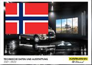 Karmann-Mobil Preisliste NO Saison 2022