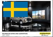 Karmann-Mobil Preisliste SE Saison 2022